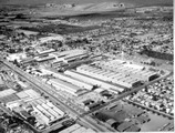 Aerial view of Sunnyvale, 1965