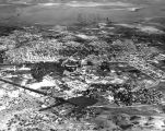 Stanford Campus, Aerial View, 1950