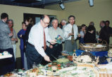 Reception, State of the City Meeting, 1998