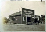 Vandervoort and Company blacksmith shop, Hamilton Avenue at Emerson Street, 1907