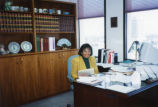 Gloria Young, Palo Alto City Clerk, ca. 1990s