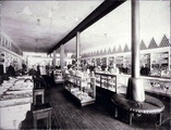 Earle & Co. food store, ca. 1914