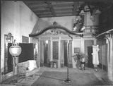 Clothing store interior, 1926