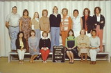 Addison School staff, 1977-78
