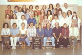 De Anza School staff, 1978-79