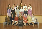 Addison School staff, 1971-72