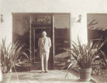 A. C. Shaw, owner, Shaw Motor Company