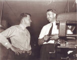 William Hewlett and David Packard, 1946