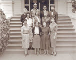 Lytton School Staff, 1959-60