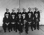 The Naval Reserve Communications Unit, ca 1940