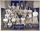 Lytton School, first and second grade, 1950