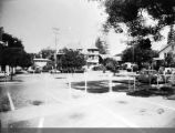 Palo Alto Municipal Parking Lot, circa 1953