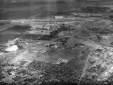 Aerial View of Moffett Field, 1963
