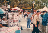 Palo Alto Historical Association Booth at the Festival of the Arts, 1998