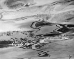 Aerial View of Flood, 1952