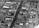 Aerial View of California Avenue, 1962